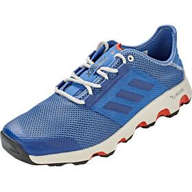 adidas TERREX CC Voyager Shoes Men Trace Royal/Trace Royal/Hi-Res Red